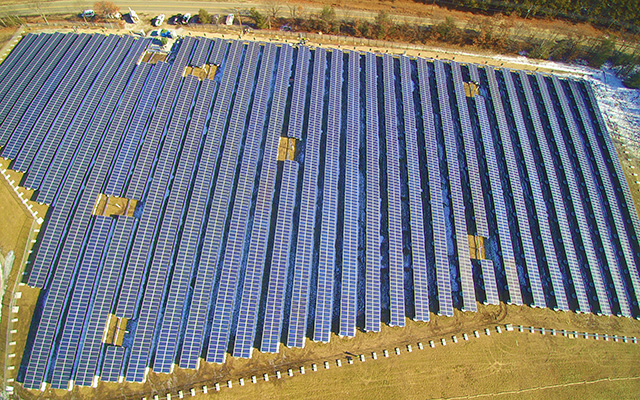 West Boylston Landfill Community Solar