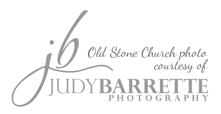 Judy Barrette Photography - Old Stone Church, Copyright 2019 All rights reserved.